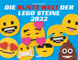Die bunte Welt der LEGO® Steine 2022 von Klang,  Joachim