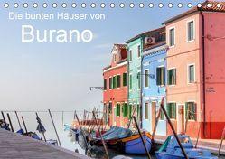 Die bunten Häuser von Burano (Tischkalender 2019 DIN A5 quer) von Kruse,  Joana