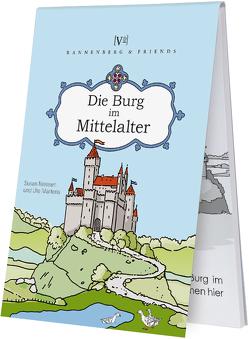 Die Burg im Mittelalter von Martens,  Ute, Niessen,  Susan