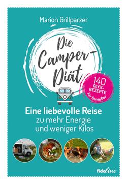 Die Camper-Diät von Grillparzer,  Marion, Kreihe,  Susann