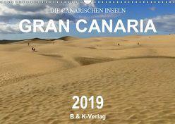 Die Canarischen Inseln – Gran Canaria (Wandkalender 2019 DIN A3 quer) von & Kalenderverlag Monika Müller,  Bild-