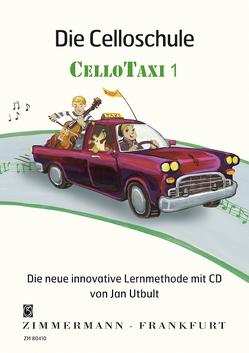Die Celloschule von Lundström,  Ulrik, Utbult,  Jan, Zetterlund,  Anna