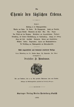Die Chemie des täglichen Lebens von Heppe,  Gustav, Schwartze,  Theodor, Zoellner,  Julius