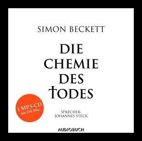 Die Chemie des Todes (MP3-CD) von Beckett,  Simon, Hesse,  Andree, Steck,  Johannes
