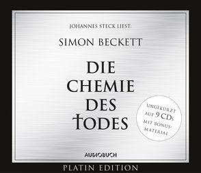 Die Chemie des Todes – Platin Edition von Beckett,  Simon, Steck,  Johannes, Strodthoff,  Jochen