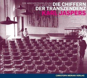 Die Chiffern der Transzendenz von Buschle,  Matthias, Jaspers,  Karl
