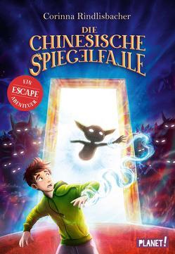 Die chinesische Spiegelfalle von Nöldner,  Pascal, Rindlisbacher,  Corinna