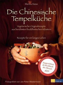 Die Chinesische Tempelküche von Hasse,  Martina, Westermann,  Jan-Peter