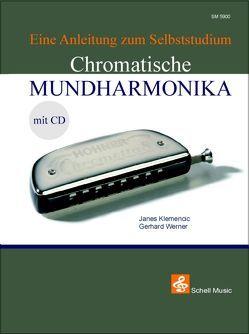 Die Chromatische Mundharmonika von Klemencic,  Janes, Werner,  Gerhard