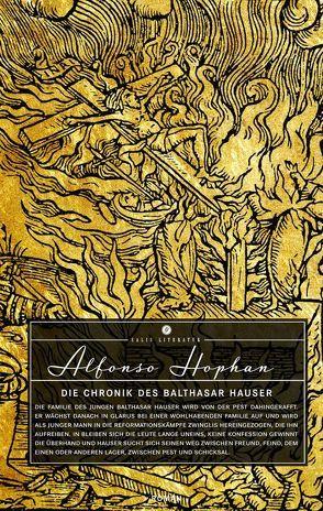 Die Chronik des Balthasar Hauser von Hophan,  Alfonso