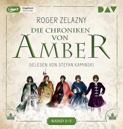 Die Chroniken von Amber. Band 1-5 von Kaminski,  Stefan, Schlück,  Thomas, Zelazny,  Roger