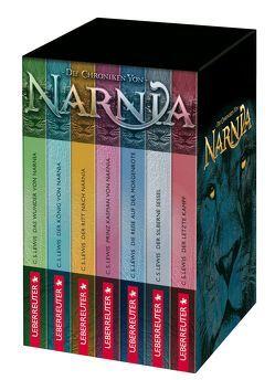 Die Chroniken von Narnia von Hohlbein,  Wolfgang, Lewis,  C. S.