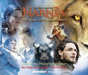 Die Chroniken von Narnia – Die Reise auf der Morgenröte von Lewis,  Clive Staples