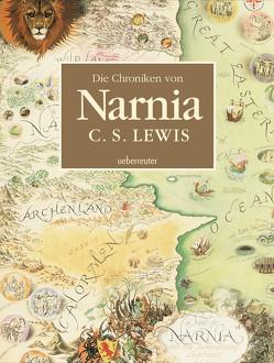 Die Chroniken von Narnia – Illustrierte Gesamtausgabe von Baynes,  Pauline, Lewis,  Clive Staples, Neckenauer,  Ulla