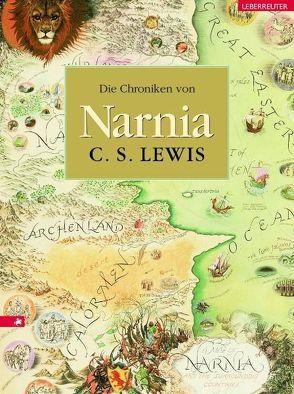Die Chroniken von Narnia von Baynes,  Pauline, Lewis,  Clive S