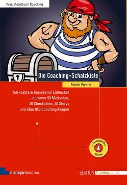 Die Coaching-Schatzkiste von Wehrle,  Martin