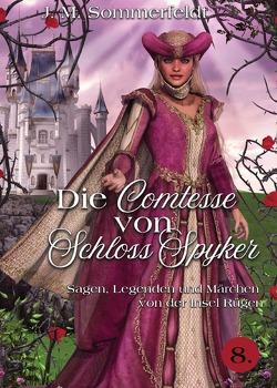 Die Comtesse von Schloss Spyker von Sommerfeldt,  Jaroslawa
