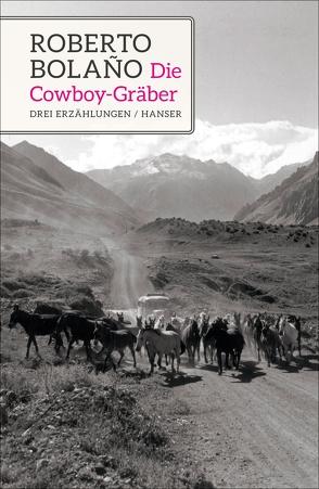 Cowboygräber von Bolaño,  Roberto, Hansen,  Christian, Ruby,  Luis