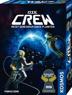 Die Crew – Auf der Suche nach dem 9. Planeten
