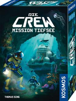 Die Crew – Mission Tiefsee von Sing,  Thomas