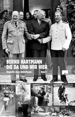 Die da und wir hier von Hartmann,  Bernd