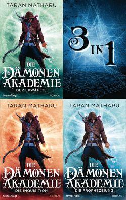 Die Dämonenakademie (2in1-Bundle) von Matharu,  Taran, Pfingstl,  Michael