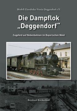 "Die Dampflok ""Deggendorf"" von Modell-Eisenbahn-Verein Deggendorf e. V., Rückschloß,  Bernhard"