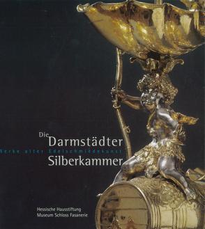 Die Darmstädter Silberkammer von Dobler,  Andreas, Miller,  Markus