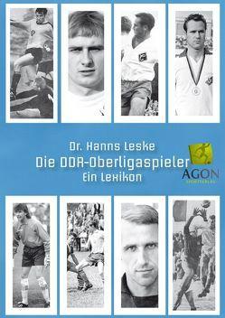 Die DDR-Oberligaspieler von Leske,  Hanns