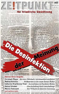 Die Desinfektion der Meinung von Pfluger,  Christoph