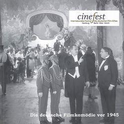 Die deutsche Filmkomödie vor 1945