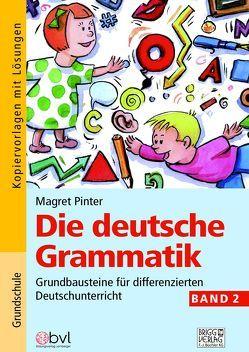 Die deutsche Grammatik – Band 2 von Pinter,  Margret