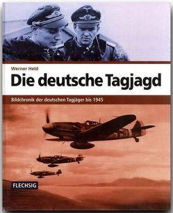 Die deutsche Tagjagd von Held,  Werner