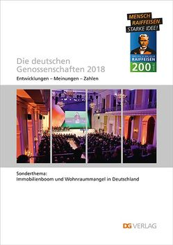 Die deutschen Genossenschaften 2018 von Stappel,  Michael