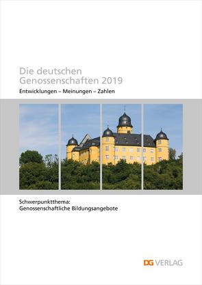 Die deutschen Genossenschaften 2019 von Stappel,  Michael