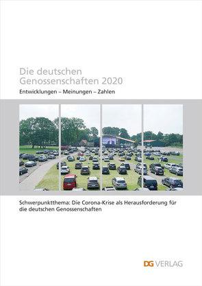 Die deutschen Genossenschaften 2020 von Stappel,  Michael