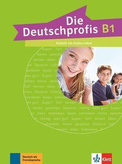 Die Deutschprofis B1 von Einhorn,  Ágnes