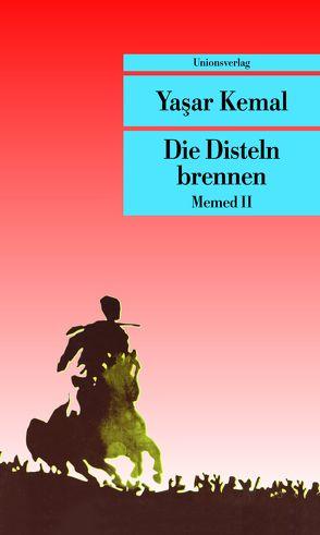 Die Disteln brennen von Dagyeli,  Yildirim, Dagyeli-Bohne,  Helga, Kemal,  Yasar