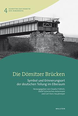 Die Dömitzer Brücken von Fröhlich,  Claudia, Hauptmeyer,  Carl-Hans, Schmiechen-Ackermann,  Detlef