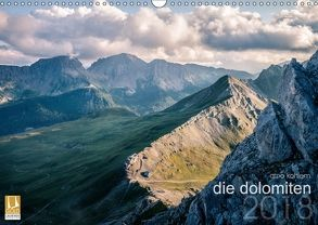 die dolomiten (Wandkalender 2018 DIN A3 quer) von Kohlem,  Arno