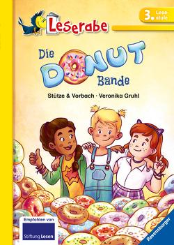 Die Donut-Bande von Gruhl,  Veronika, Stütze,  Annett, Vorbach,  Britta