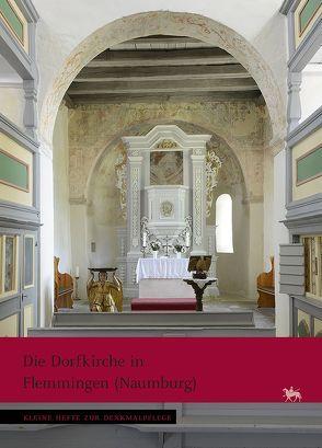 Die Dorfkirche in Flemmingen (Naumburg) von Rüber-Schütte,  Elisabeth