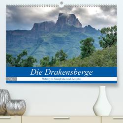 Die Drakensberge – Hiking in Südafrika und Lesotho (Premium, hochwertiger DIN A2 Wandkalender 2020, Kunstdruck in Hochglanz) von Brehm (www.frankolor.de),  Frank