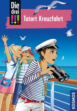 Die drei !!!, 57, Tatort Kreuzfahrt von Wich,  Henriette