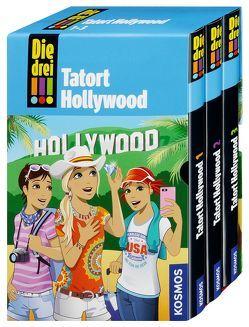 Die drei !!!, 75, Tatort Hollywood von Biber,  Ina, Heger,  Ann-Katrin, Vogel,  Kirsten