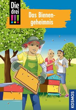 Die drei !!!, 78, Das Bienengeheimnis von Biber,  Ina, Vogel,  Kirsten