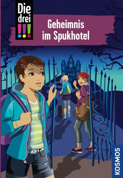 Die drei !!!, 81, Geheimnis im Spukhotel (drei Ausrufezeichen) von Biber,  Ina, Vogel,  Maja von