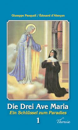 Die Drei Ave Maria von Deusdedit,  Paulus, Kraus,  A B, Pasquali,  Giuseppe