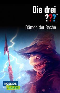 Die drei ???: Dämon der Rache von Buchna,  Hendrik