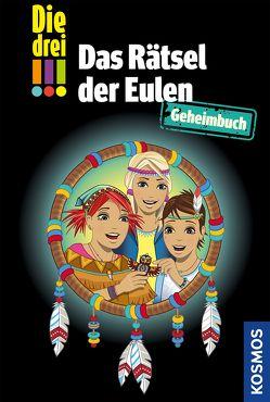 Die drei !!!, Das Rätsel der Eulen von Biber,  Ina, Heger,  Ann-Katrin, Helmreich,  Karin